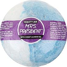 Parfüm, Parfüméria, kozmetikum Fürdőbomba édes mandula - Beauty Jar MRS. President
