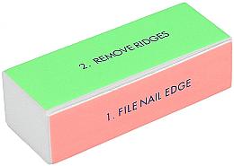 Parfüm, Parfüméria, kozmetikum Buffer, széles - Tools For Beauty 4-way Nail Buffer Block