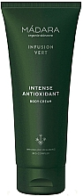 Parfüm, Parfüméria, kozmetikum Testkrém - Madara Cosmetics Infusion Vert Intense Antioxidant Body Cream