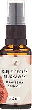 Parfüm, Parfüméria, kozmetikum Epermag olaj - Nature Queen Strawberry Seed Oil
