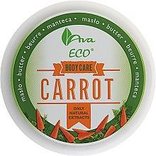 Parfüm, Parfüméria, kozmetikum Testápoló olaj - Ava Laboratorium Body Care Carrot Butter