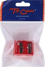 Parfüm, Parfüméria, kozmetikum Dupla ceruzahegyező, 2182, piros - Top Choice