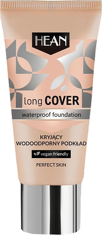 Vízálló alapozó - Hean Long Cover Waterproof Foundation
