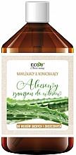Parfüm, Parfüméria, kozmetikum Sampon száraz és sérült hajra - Eco U Aloe Shampoo