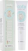 Parfüm, Parfüméria, kozmetikum Testápoló balzsam - Roofa Vegan Baby Balm Panthenol & Sepitonic