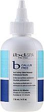 Parfüm, Parfüméria, kozmetikum Bőrápoló szer lábra - IBD Spa Pro Pedi B-Callus Free