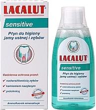 "Parfüm, Parfüméria, kozmetikum Szájvíz ""Sensitive"" - Lacalut Sensitive"