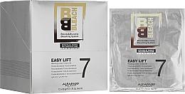 Parfüm, Parfüméria, kozmetikum Szőkítő hajpúder - Alfaparf BB Bleach Easy Lift 7 Tones