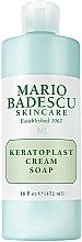 Parfüm, Parfüméria, kozmetikum Hámlasztó arckrém szappan - Mario Badescu Keratoplast Cream Soap