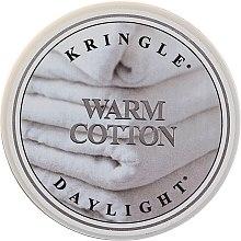 Parfüm, Parfüméria, kozmetikum Teamécses - Kringle Candle Warm Cotton