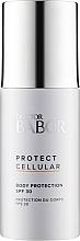 Parfüm, Parfüméria, kozmetikum Nappali hidratáló lotion testre - Doctor Babor Protect Cellular Body Protection SPF 30