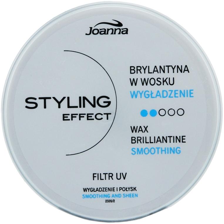 Brillantine wax - Joanna Styling Effect Wax Brilliantine
