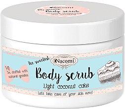Parfüm, Parfüméria, kozmetikum Organikus testradír kókusszal - Nacomi Body Scrub