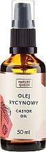 Parfüm, Parfüméria, kozmetikum Kozmetikai Ricinusolaj - Nature Queen Castor Oil