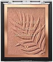 Parfüm, Parfüméria, kozmetikum Bronzosító arcra - Wet N Wild Color Icon Bronzer
