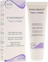 Parfüm, Parfüméria, kozmetikum Anti-age krém - Synchroline Synchrovit Face Cream