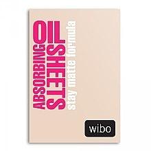 Parfüm, Parfüméria, kozmetikum Mattító kendő - Wibo Oil Absorbing Sheets