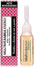 Parfüm, Parfüméria, kozmetikum Multivitaminos ampulla hajra - Nuggela & Sule' Multivitamin Energy Ampoule