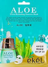Parfüm, Parfüméria, kozmetikum Szövetmaszk aloe kivonattal - Ekel Aloe Ultra Hydrating Essence Mask