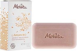 Parfüm, Parfüméria, kozmetikum Szappan arcra és testre - Melvita L'Argan Bio Soap With Argan Oil