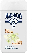 """Parfüm, Parfüméria, kozmetikum Tusfürdő """"Narancsvirág"""" - Le Petit Marseillais"""