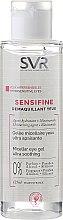 Parfüm, Parfüméria, kozmetikum Nyugtató sminklemosó micellás gél - SVR Sensifine Demaquillant Yeux Micellar Eye Gel