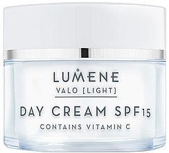Parfüm, Parfüméria, kozmetikum Nappali krém a ragyogó bőrért - Lumene Valo Vitamin C Day Cream SPF15