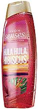 Parfüm, Parfüméria, kozmetikum Tusfürdő - Avon Senses Hula Hula Hibiscus