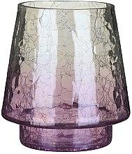 Parfüm, Parfüméria, kozmetikum Gyertyatartó - Yankee Candle Savoy Purple Crackle Jar Holder