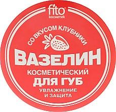 """Parfüm, Parfüméria, kozmetikum Ajakápoló vazelin kivonattal """"Hidratáló és védő"""" eper ízzel - FitoKosmetik"""
