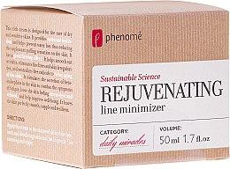 Parfüm, Parfüméria, kozmetikum Krém száraz és érzékeny bőrre - Phenome Sustainable Science Rejuvenating Line Minimizer