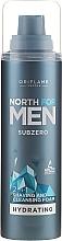 Parfüm, Parfüméria, kozmetikum Borotvahab 2 az 1-ben - Oriflame Subzero North For Men Shaving Foam