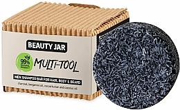 Parfüm, Parfüméria, kozmetikum Férfi haj-, test- és szakáll sampon - Beauty Jar Multi-Tool Men Shampoo Bar For Hair, Body & Beard