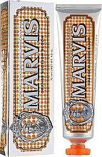 "Parfüm, Parfüméria, kozmetikum Fogkrém ""Narancsvirág"" - Marvis Orange Blossom Bloom"