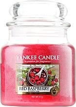 Parfüm, Parfüméria, kozmetikum Illatos gyertya pohárban - Yankee Candle Red Raspberry