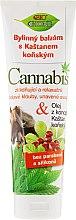 Parfüm, Parfüméria, kozmetikum Lábápoló balzsam - Bione Cosmetics Cannabis Herbal Ointment With Horse Chestnut