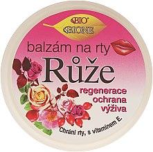 """Parfüm, Parfüméria, kozmetikum Ajakbalzsam """"Rózsa"""" - Bione Cosmetics Rose Lip Balm"""