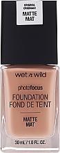 Parfüm, Parfüméria, kozmetikum Alapozó - Wet N Wild Photofocus Foundation