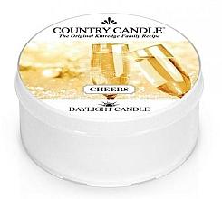 Parfüm, Parfüméria, kozmetikum Tea illatgyertya - Country Candle Cheers Daylight