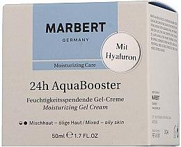 Parfüm, Parfüméria, kozmetikum Hidratáló krém zsíros bőrre - Marbert 24h Aquabooster Moisturizing Gel Cream Combination Skin-Oily Skin