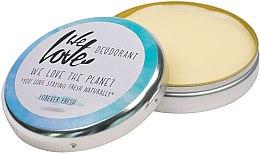 "Parfüm, Parfüméria, kozmetikum Természetes krém dezodor""Forever Fresh"" - We Love The Planet Deodorant Forever Fresh"