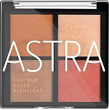 Parfüm, Parfüméria, kozmetikum Arcsmink paletta - Astra Make-up The Romance Palette