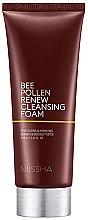 Parfüm, Parfüméria, kozmetikum Tisztító hab propolisszal - Missha Bee Pollen Renew Cleansing Foam