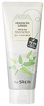 Parfüm, Parfüméria, kozmetikum Arctisztító hab - The Saem Healing Tea Garden White Tea Cleansing Foam