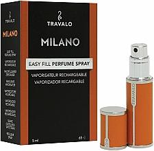 Parfüm, Parfüméria, kozmetikum Prlasztó - Travalo Milano Orange