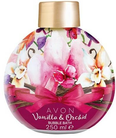 """Fürdőhab """"Vanília és orchidea"""" - Avon Vanilla and Orchid Bubble Bath — fotó N1"""