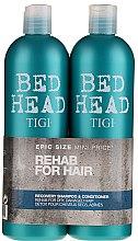 Parfüm, Parfüméria, kozmetikum Készlet - Tigi Bed Head Recovery Shampoo&Conditioner (sh/750ml + cond/750ml)
