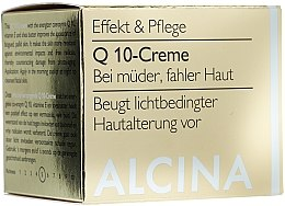 Parfüm, Parfüméria, kozmetikum Krém Q10-el - Alcina Q 10 Creme
