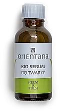 Parfüm, Parfüméria, kozmetikum Arcszérum Neem és Tulsi olajjal - Orientana Bio Serum For Face