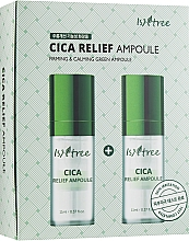 Parfüm, Parfüméria, kozmetikum Helyreállító ampulla - IsNtree Cica Relief Ampoule